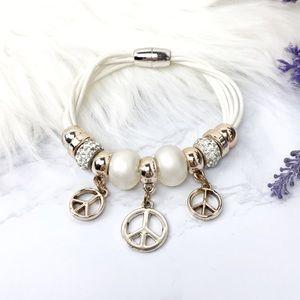 Jewelry - ☮️ Charm Bracelet